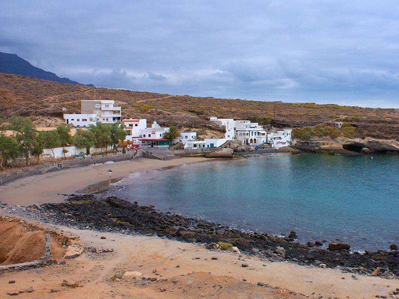 Strand El Puertito - Teneriffa Süden