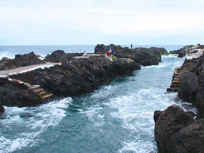 Garachico - Meerwasserbecken