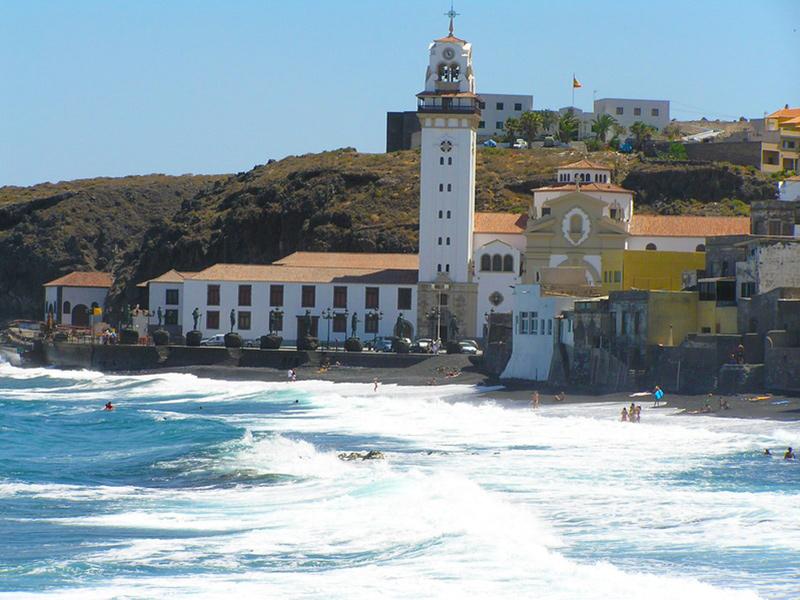 Playa Candelaria