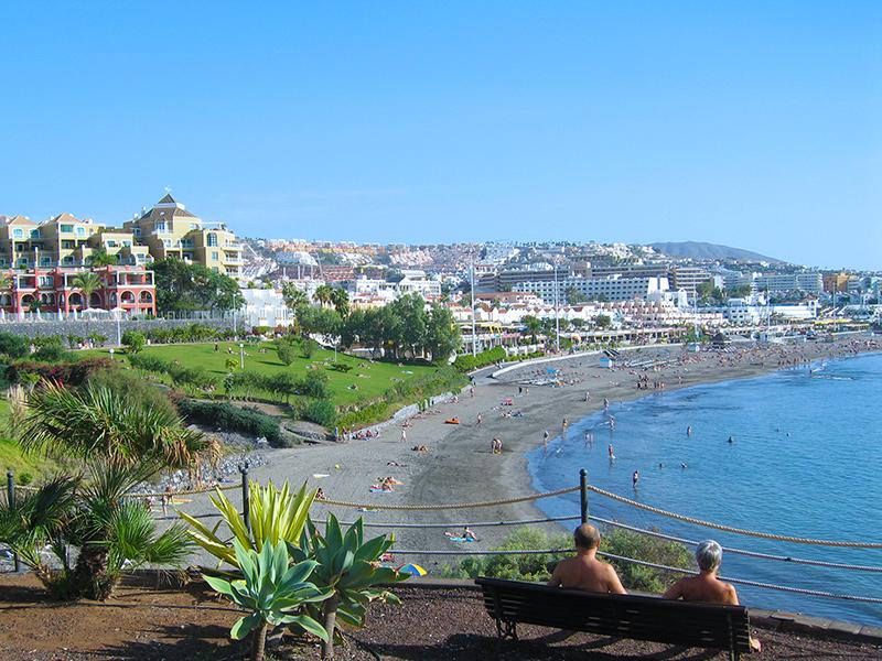 Playa Fanabe - Costa Adeje