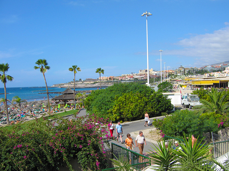 Playa Torviscas - Costa Adeje