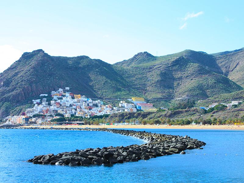 Playa de las Teresitas und San Andres