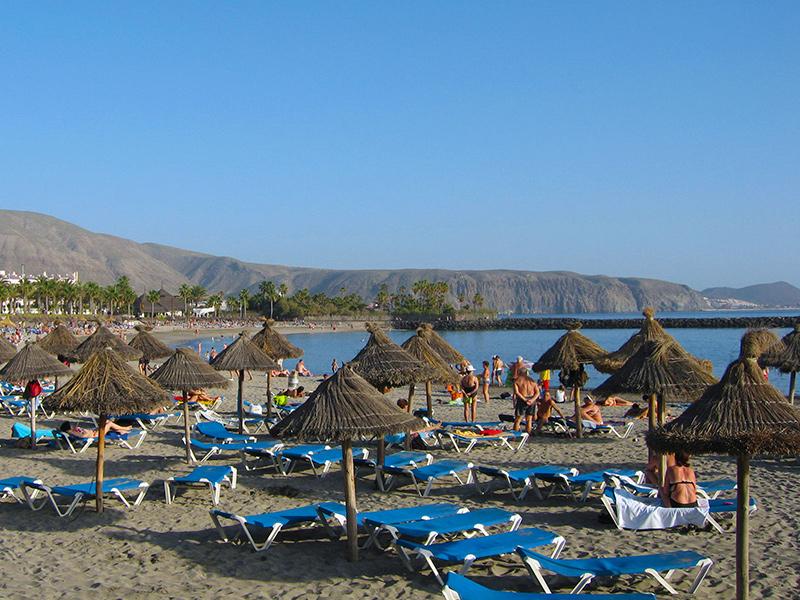 Playa del Camison - Playa de las Americas