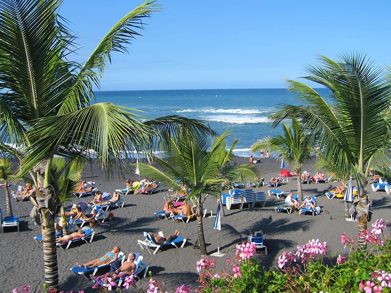 Playa del Jardin - Puerto de la Cruz
