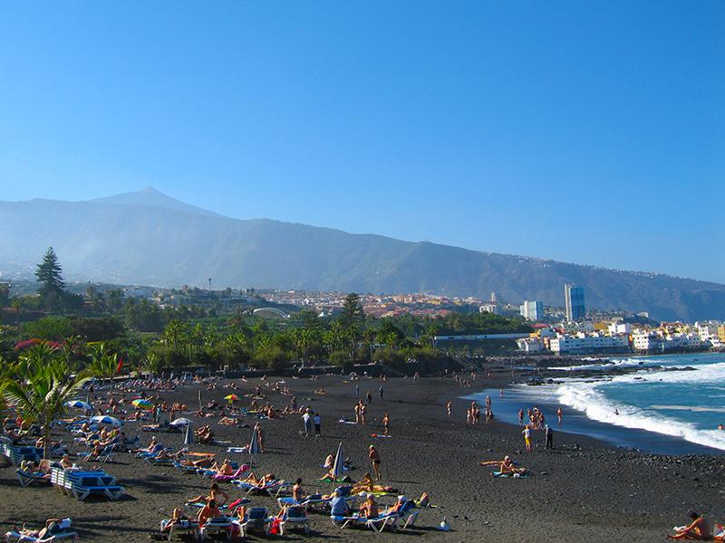 Playa del Jardin
