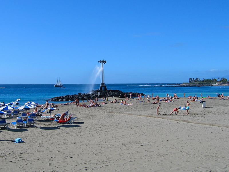 Playa las Vistas - Los Cristianos