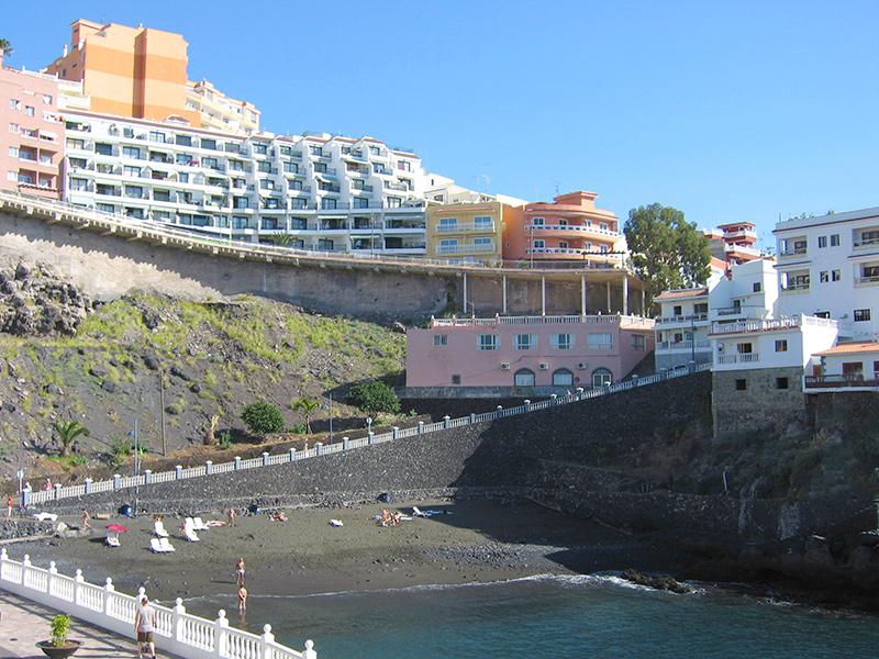 Puerto Santiago - Strand