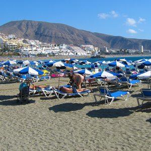 Playa las Vistas - Teneriffa